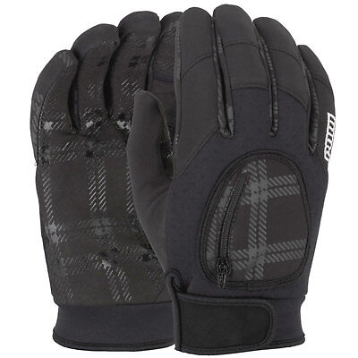 $32.29 • Buy Pow Pho-Tog Glove Men's Winter Gloves Touchscreen Snowboard Gloves New