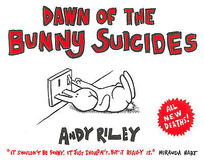 £4.99 • Buy Dawn Of The Bunny Suicides By Riley, Andy