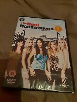 £15.99 • Buy SEALED The Real Housewives Of Orange County  S 1 - Complete (DVD, 2007, 2-Disc