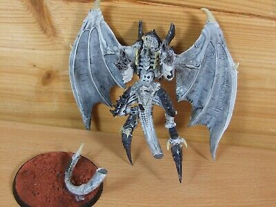 £30 • Buy Classic Metal Warhammer Tyranid Winged Hive Tyrant Painted (l)