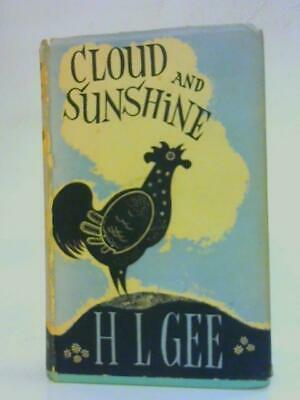 Cloud And Sunshine. (H. L. Gee - 1953) (ID:67315) • 11.15£