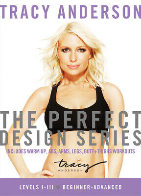 £5.59 • Buy Tracy Anderson's Perfect Design Series: Sequence 1-3 DVD (2013) Tracy Anderson