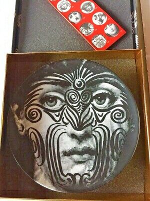 $170 • Buy Fornasetti T&V Plate 9