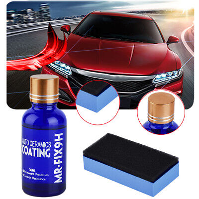 AU7.85 • Buy Car Polish 9H Nano Hydrophobic Waterproof Glass Coating Protecting Ceramic Coat*