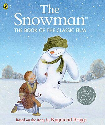 £1.89 • Buy The Snowman: The Book Of The Classic Film,Raymond Briggs