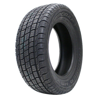 $138.96 • Buy 1 New Mastercraft Courser Hsx Tour  - 255/65r16 Tires 2556516 255 65 16