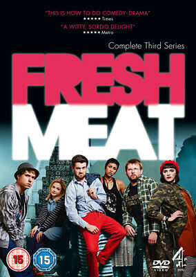 £2.49 • Buy Fresh Meat: Series 3 DVD (2013) Jack Whitehall Cert 15 FREE Shipping, Save £s