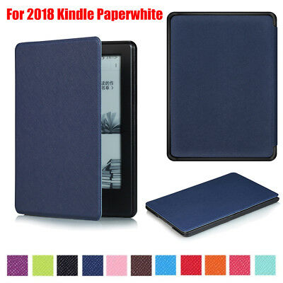 £5.64 • Buy For Amazon Kindle Paperwhite Ultra Slim Magnetic Leather Case Smart Cover  UK