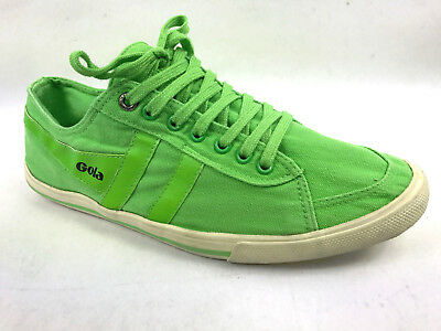 NEW Gola Quota Sneakers Lime Women`s Great Look • 18.13£