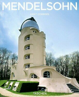 £9.50 • Buy Mendelsohn Basic Architecture: Expressionist At He... By Cobbers, Arnt Paperback