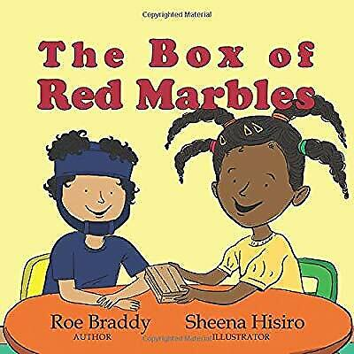 $ CDN19.57 • Buy The Box Of Red Marbles, Braddy, Roe, New Book