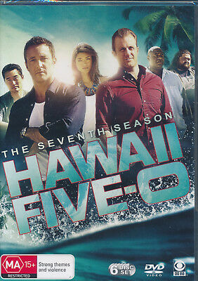 AU20 • Buy Hawaii Five-0 The Seventh Season DVD NEW Region 4