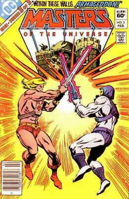 $19.99 • Buy Masters Of The Universe (Mini-Series) #3 VF; DC | Save On Shipping - Details Ins
