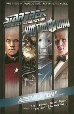 Star Trek: The Next Generation/Doctor Who: Assimilation TPB #1 VF/NM; IDW | Save • 112.15£