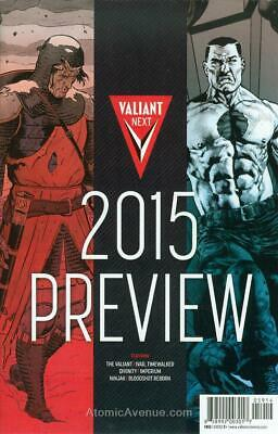 £2.12 • Buy Valiant Next: 2015 Preview #1 VF/NM; Valiant | Save On Shipping - Details Inside