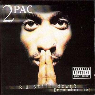 2Pac : R U Still Down? (Remember Me) CD 2 Discs (2009) FREE Shipping, Save £s • 3.48£