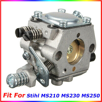 £10.18 • Buy Carburetor For Stihl 021 023 025 MS210 MS230 MS250 Walbro WT286 Chainsaw Carb