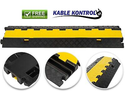£99.22 • Buy Kable Kontrol Heavy Duty Rubber Cable Protector