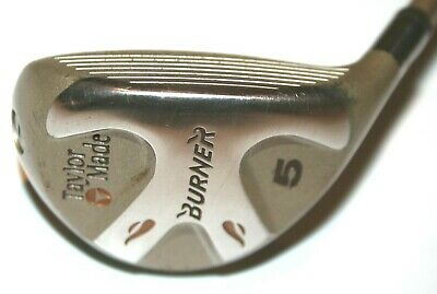 TaylorMade Burner Bubble 5 Wood With TaylorMade Bubble L-60 Plus Shaft LADIES • 25£