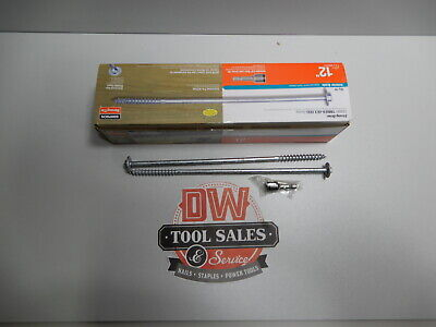 $ CDN160.53 • Buy Simpson Strong Tie Timber Hex Screw 12  (30) Coated Washer Head