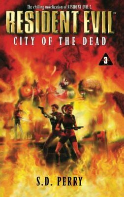 AU5.92 • Buy City Of The Dead (Resident Evil),S. D. Perry