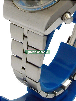 $ CDN48.11 • Buy 20mm Solid Stainless Steel Replacement FishBone Bracelet For 6139-8020