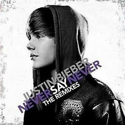 AU19.95 • Buy JUSTIN BIEBER Never Say Never: The Remixes CD NEW