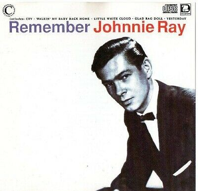[Music CD] Remember Johnnie Ray • 5.39£