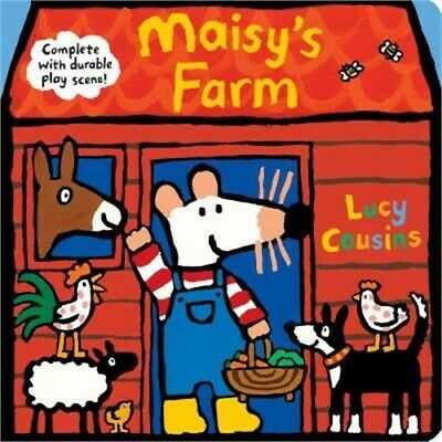 $9.86 • Buy Maisy's Farm: Complete With Durable Play Scene (Board Book)