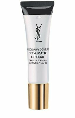 YSL Rougr Pur Couture Set & Matte Lip Coat 6.5ml • 9.90£