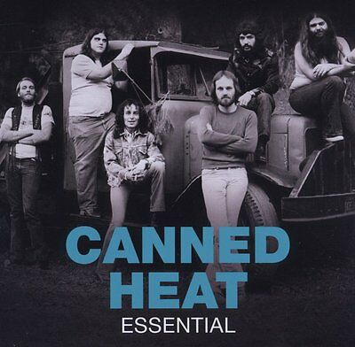 Canned Heat: Essential CD (Greatest Hits / The Very Best Of) • 4.99£