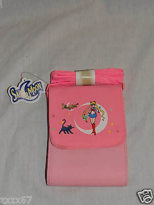 $5.99 • Buy New With Tags 1999 Sailor Moon Pink Wallet