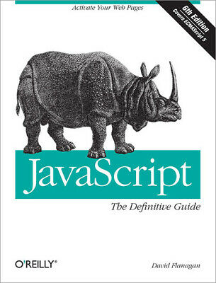 £4.25 • Buy JavaScript: The Definitive Guide By David Flanagan (Paperback) Amazing Value