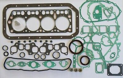 AU95.39 • Buy Engine Gasket Set Suit Late Toyota 4Y,  7,8FG 10 To 35 Models