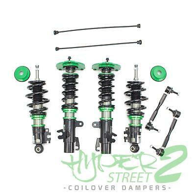 AU633.81 • Buy For Mini Cooper S (R53) Hatchback 2002-06 Coilovers Hyper-Street II By Rev9