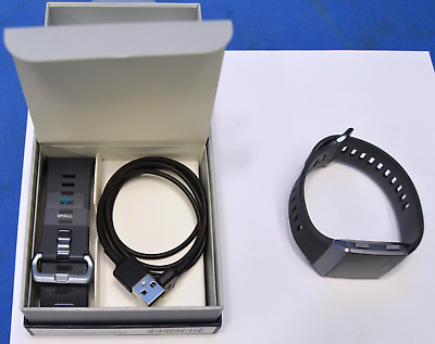 $ CDN197.66 • Buy FITBIT Ionic Smartwatch Excellent Condition (2) Bands Small/Large, Charge Cord