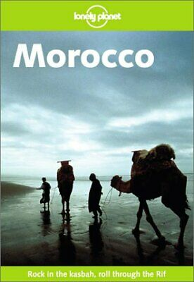(Very Good)-Morocco (Lonely Planet Country Guide) (Paperback)-Geoff Crowther, Hu • 2.95£