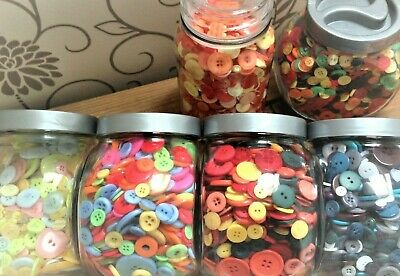 £2 • Buy Buttons - SEASONS Mix - Autumn Winter Summer **Select 4+ And Get 20% Off Total**