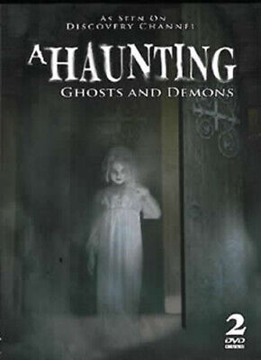 A Haunting: Ghosts And Demons DVD Cert E Highly Rated EBay Seller Great Prices • 16.98£