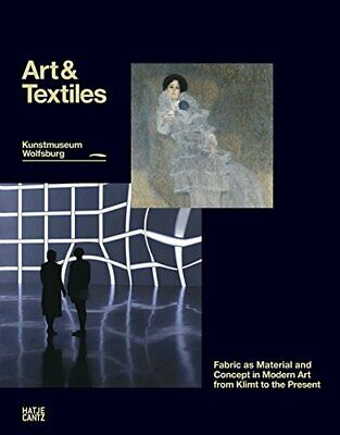 $ CDN133.99 • Buy Art & Textiles: Fabric As Material And Concept In Modern Art From Klimt To Th…
