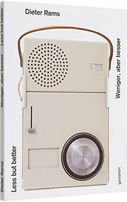 £35.46 • Buy Dieter Rams. Less But Better (English And German Edition) By Dieter Rams