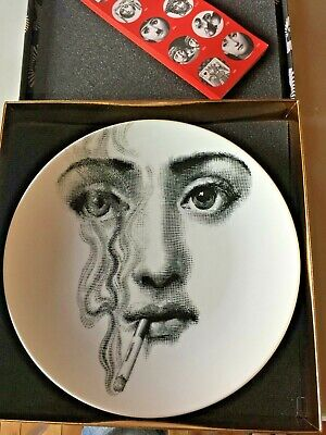 $170 • Buy Fornasetti T&V Plate 81