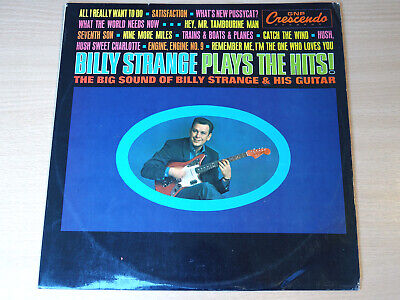 Billy Strange/Plays The Hits/1965 Vocalion Mono LP • 7.99£