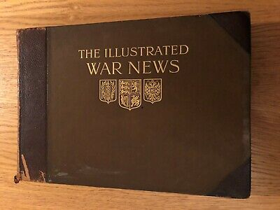 The Illustrated War News - Volume 4. -illustrated News And Sketch- £7.50 Uk Post • 49.99£