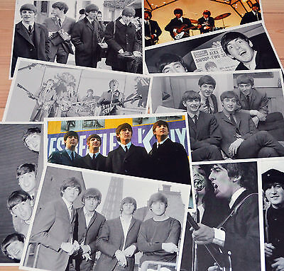 The Beatles Postcards • 2.25£