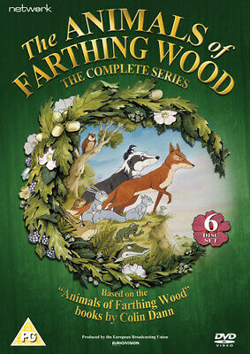 The Animals Of Farthing Wood: The Complete Series DVD (2016) Theresa Plummer • 23.48£