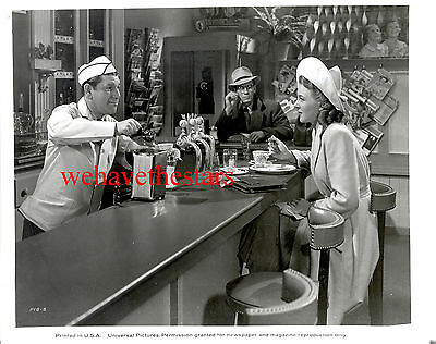$ CDN66.05 • Buy Vintage Shemp Howard Evelyn Ankers '41 HOLD THAT GHOST CU Portrait THREE STOOGES