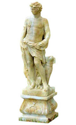Apollo The Huntur With Dog Ancient Greek God Garden Statue Only 43  • 213.86£