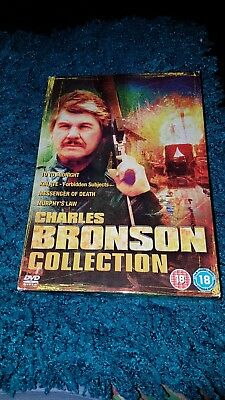 Charles Bronson Collection Dvd. • 8£