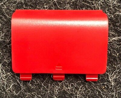 $2.99 • Buy Xbox One Controller Back Battery Pack Housing Fix Lid Cover Replacement Red MISP